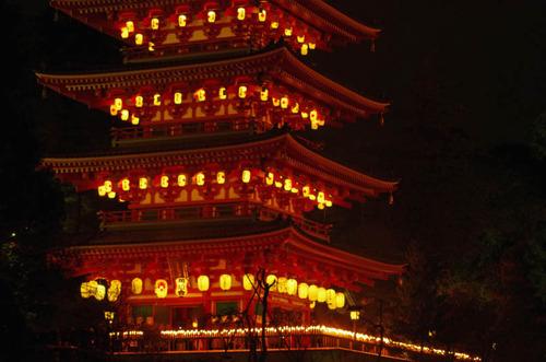高幡不動尊万燈会201211-9