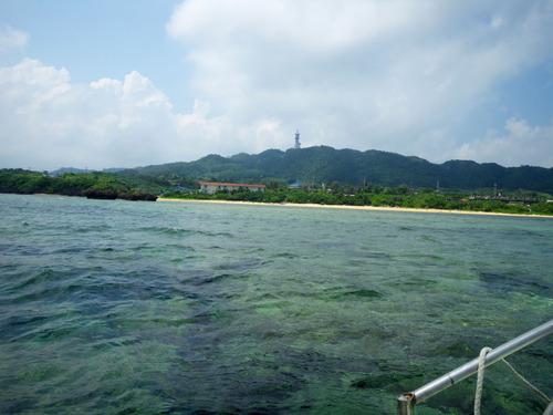 西表島バラス島201008-1