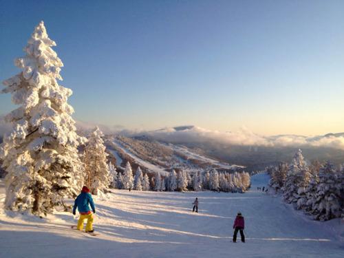 志賀高原スキー201201-10