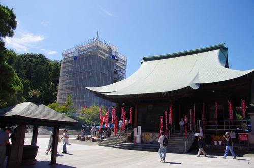 高幡不動201109-1