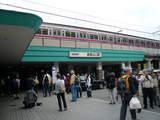 高尾山0420京王高尾山口駅