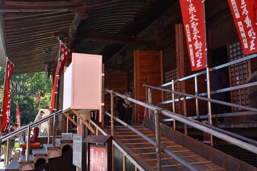 高幡不動尊201512-4