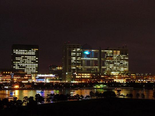 お台場夜景2009-10L