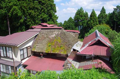 御岳山201208-民宿