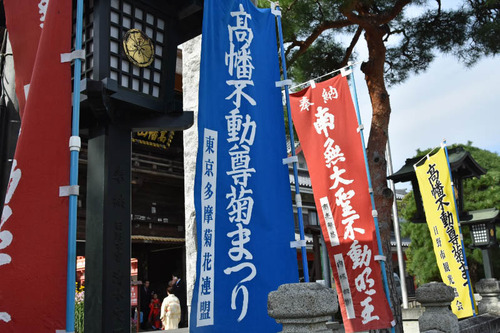 高幡不動尊201511-2