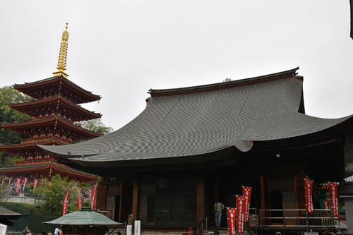 高幡不動尊201604-1