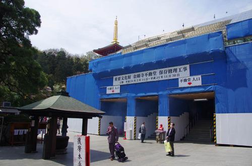 高幡不動尊201204-1