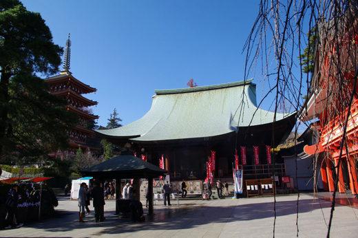 高幡不動尊20091206-1