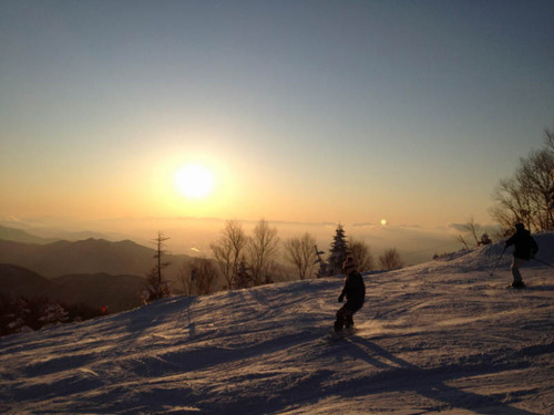 志賀高原スキー201201-12