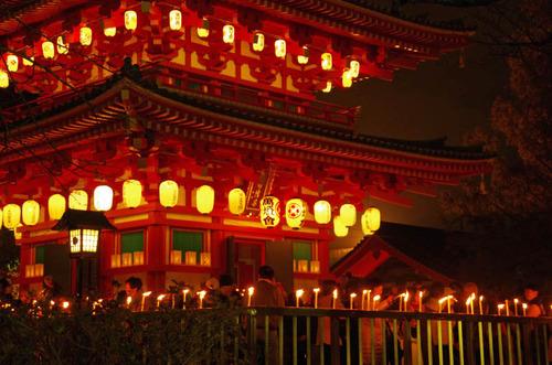 高幡不動尊万燈会201211-7