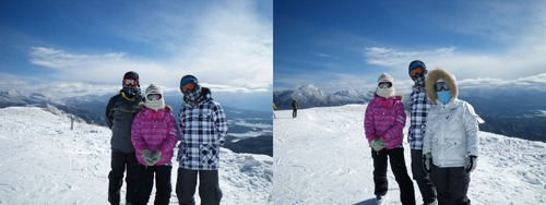 正月スキー2011-8