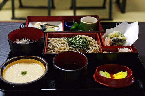 高尾山精進料理2010-7