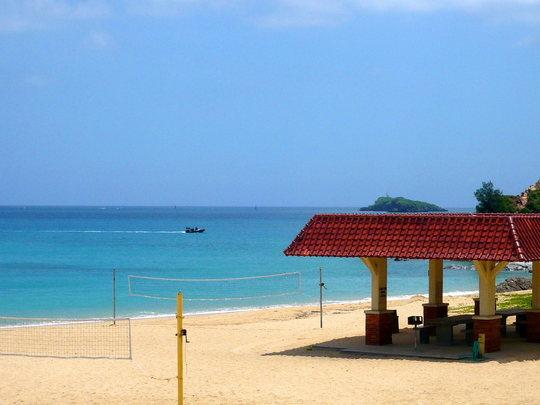 沖縄プライベートビーチ200808
