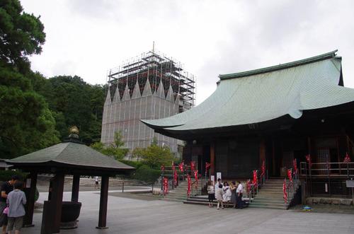 高幡不動201109-7