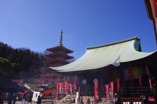 高幡不動尊20110213-11