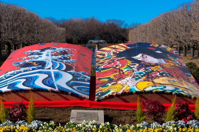 昭和記念公園201712