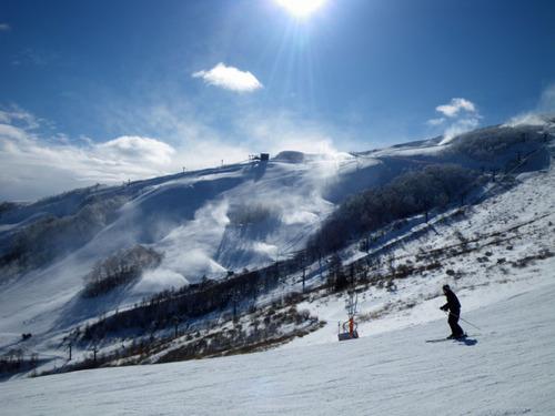 正月スキー2011-2