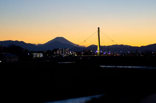 富士山201102-4
