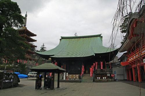 高幡不動尊20100227-1