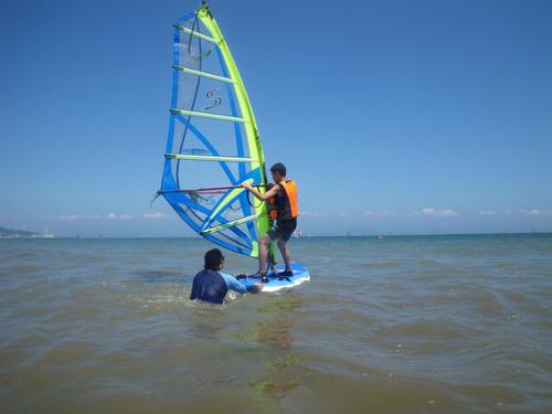 ウインドサーフィン201107-8