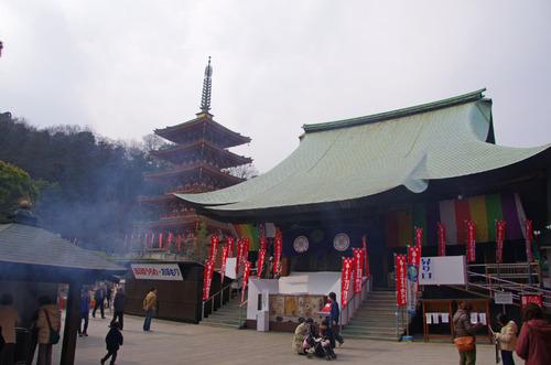 高幡不動尊20110206-10