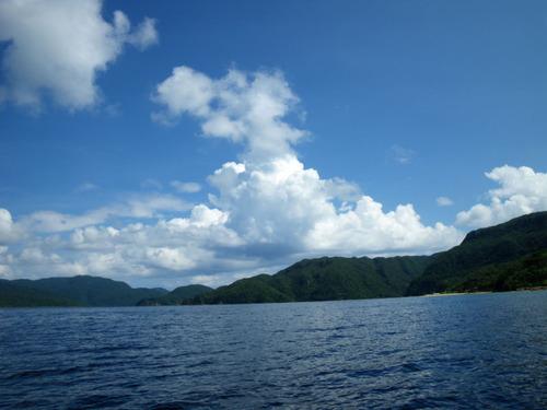 西表島船浮イダの浜201108-17