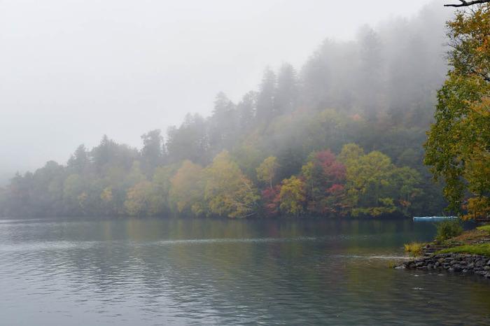 然別湖201709