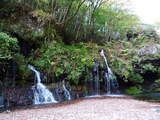 陣馬の滝-1