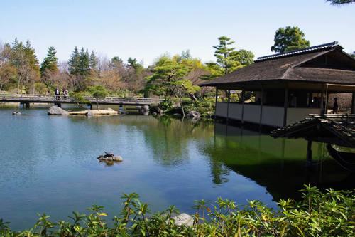 昭和記念公園日本庭園-7