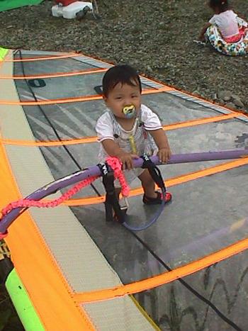 ウインドサーフィン201107-11