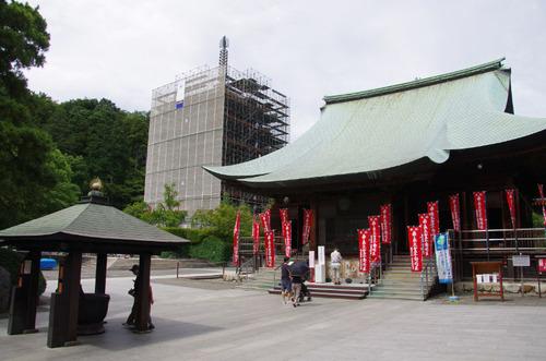 高幡不動尊201107-1