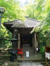 緑の高幡不動0517-2