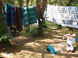 本栖湖キャンプ2008-11
