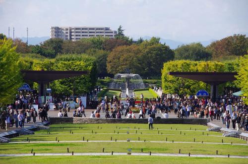 昭和記念公園201210-1