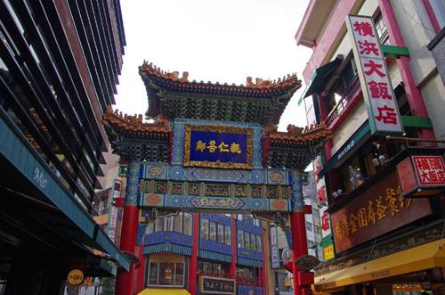 中華街201110-1