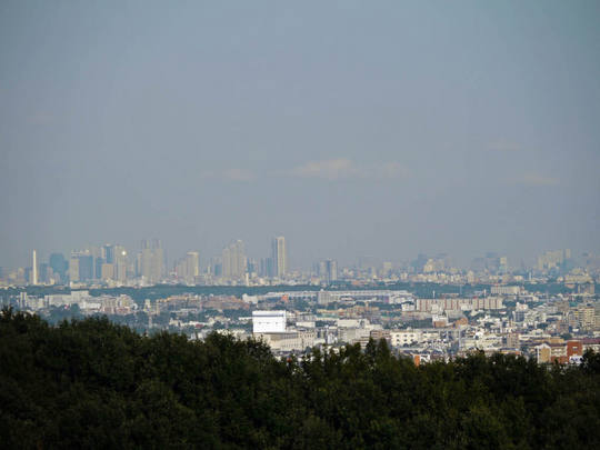 秋の百草園200910-6