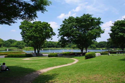昭和記念公園201006-1