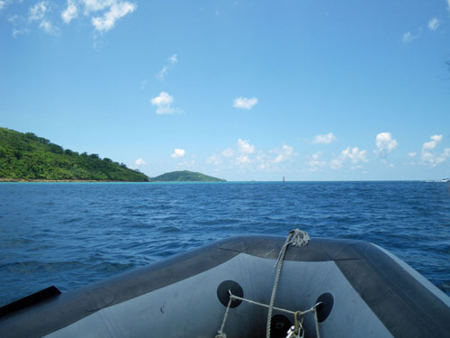 西表島船浮イダの浜201108-5