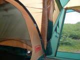 テントとタープ連結部3