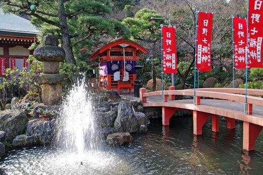 高幡不動尊20091229-7