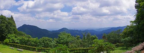 御岳山201208-パノラマ
