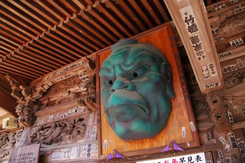 高尾山大天狗小天狗2010-6