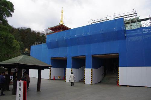 高幡不動尊201203-1