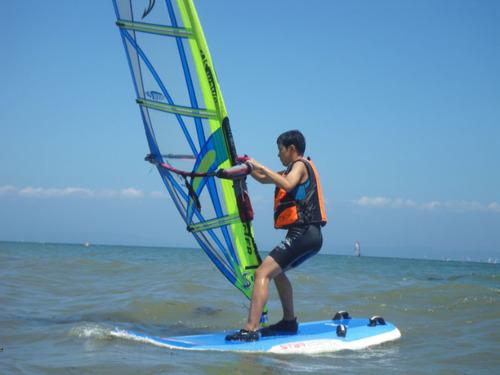 ウインドサーフィン201107-9