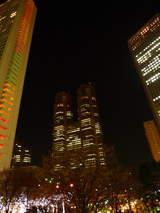 新宿高層ビル群-10
