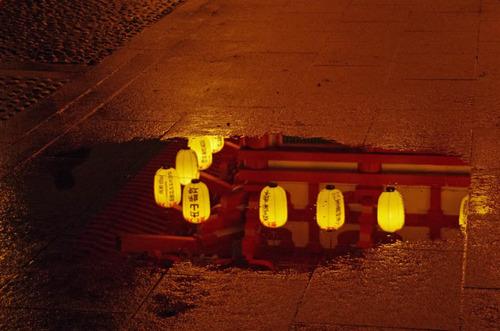 高幡不動尊万燈会201211-2