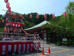 高幡不動尊090829-3