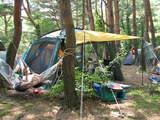本栖湖キャンプ2008-3