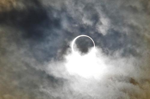 金環日食-5