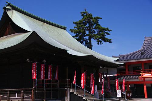 高幡不動尊20100904-2